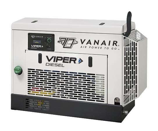 Vanair Mobile Power Solutions
