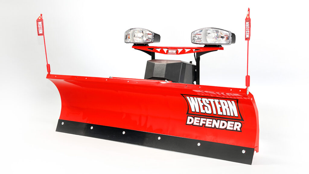 Western Defender Plow